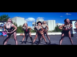 Lua Soldiers - Formation   Twerk choreography by Dhq Lua