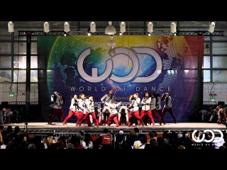 World of Dance Bay Area 2012 Upper Division: Chapkis Dance Family (2nd Place)