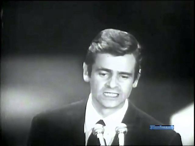 ♫ Sergio Endrigo ♪ Canzone Per Te (New Release) 1968 Video Audio Restaurati HD