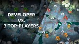 Mushroom wars 2 Developer vs. 3 Top-Players! Cheats OMG