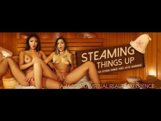 #VRon Ayumi Anime, Jaye Summers (Steaming Things Up) 2017 г., Virtual Reality, 1440p Gear VR