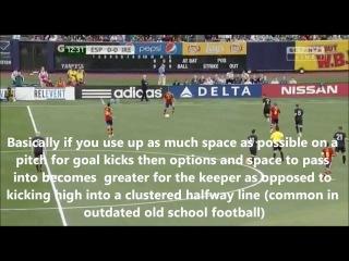 Irish Football vs Tika Taka - Ireland vs Spain 2013