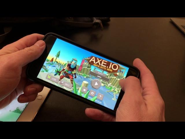 GDC 2018: Axe.io