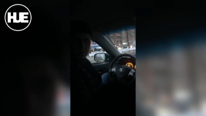 Таксист-хам в Самаре получил отпор от молодой, но очень смелой девушки