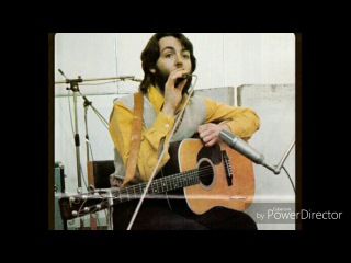 The Beatles - Her Majesty (Pretty Nice Girl) (Acoustic)