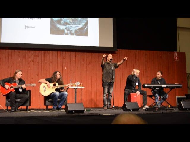 Sonata Arctica - Full Moon (acoustic, live)