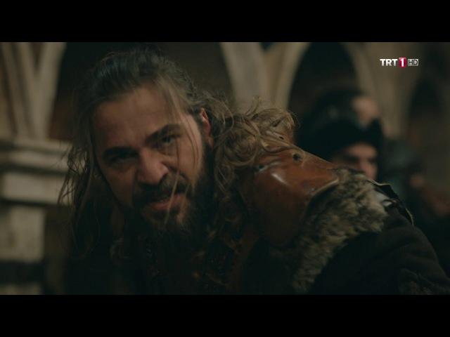 Diriliş Ertuğrul 105 Bölüm Ares'in Hain Baskını