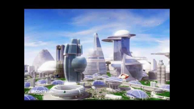2032 Легенда о несбывшемся грядущем - В звездном вихре времен