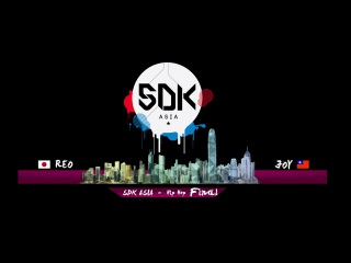 "SDK ASIA 2015 Final Hip Hop - REO Vs JOY ""Organzined by Jamcityhk Limited"