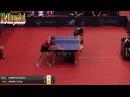 Table Tennis EYC 2015 Cristian Chirita Vs Lilian Bardet