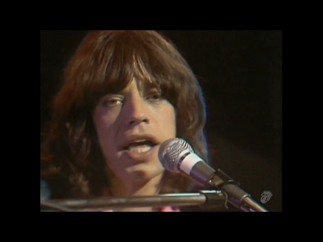 The Rolling Stones Fool To Cry OFFICIAL PROMO