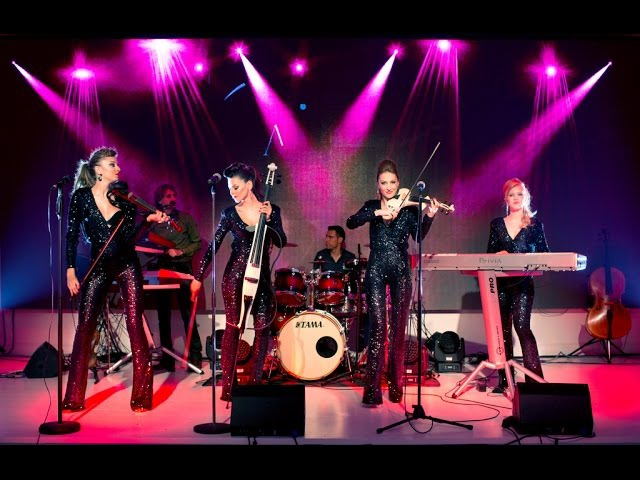 Amadeus - I Love Rock'n Roll / We Will Rock U