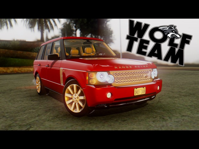 Land Rover Range Rover Supercharged 2008 GTA San Andreas by DIMEN