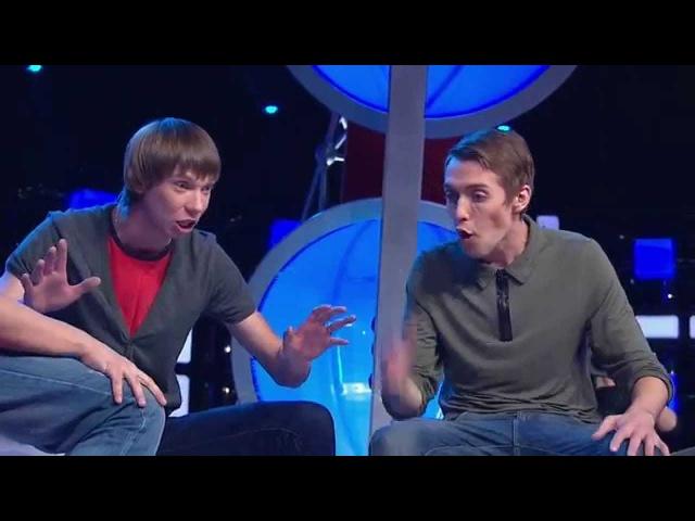 Comedy Баттл Суперсезон выпуск 3 Трио Просто попутчица и ты об этом знаешь 1 тур 18 04 2014