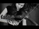 ¡No tengo palabras para describir eso talento Bailando Enrique Iglesias Electric Violin Cover Caitlin De Ville