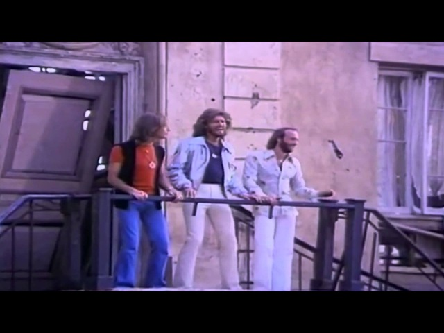 Musicless Musicvideo BEE GEES Stayin' Alive