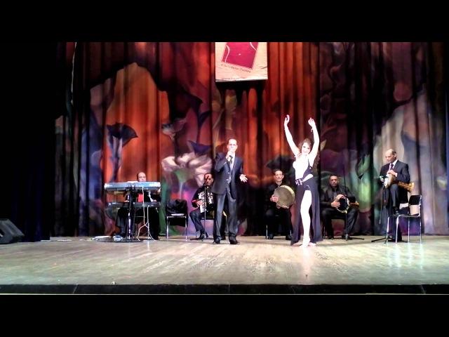 Karina Chistova dancing song Om Kalthoum hayarti albi maak