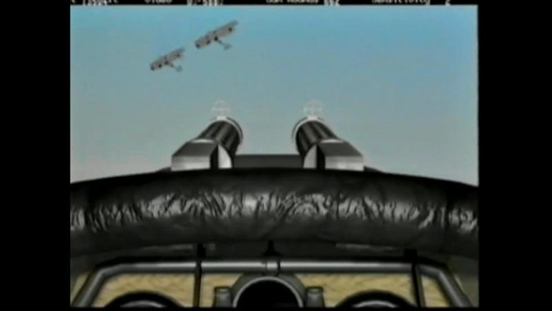 От винта Выпуск 006 Интервью с Командиром Нортоном Dawn Patrol Magic Carpet