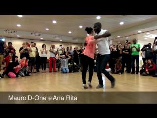 Mauro d-one e ana rita (puto portugues ninguém me tira)