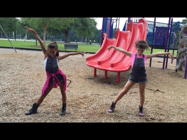 Dabria Aguilar Lexie Spooner   Emergency Choreography   Back2School2015