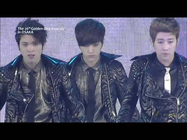 Infinite Special Live Paradise Be mine BTD