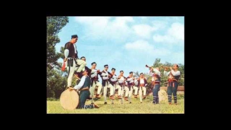 РТ Скопје -Македонски песни и ора од 1970 год