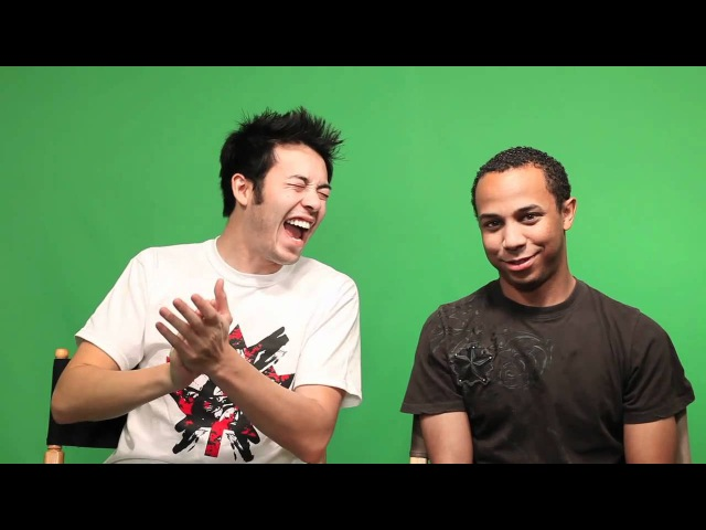 Cross Counter Bloopers With Gootecks and Mike Ross