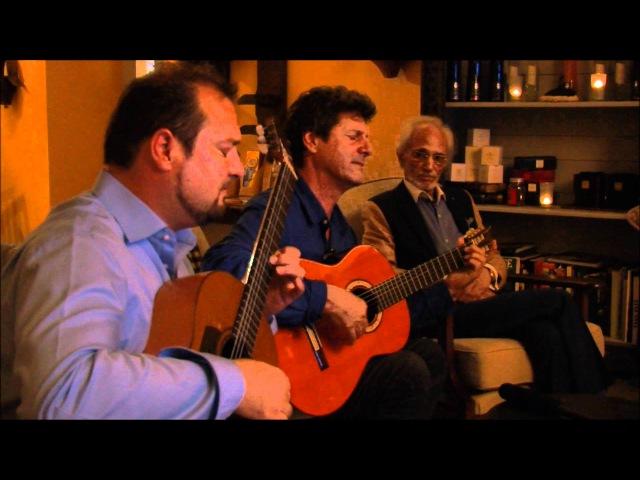 Gipsy del Mundo Trio Bik Regis Ne t'en va pas