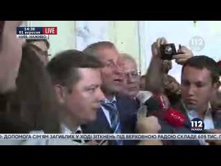 Вице-премьер Вощевский покидает пост в Кабмине в связи с выходом Радикальной партии из коалиции