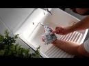 Lavando a placa mãe Netbook Acer Aspire One AO722-0424