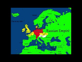 Alternate Future of Europe 8 Austro-Hungarian and Germanic Empires