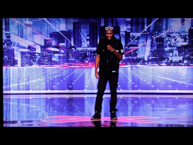 Stepz Dances on America's Got Talent