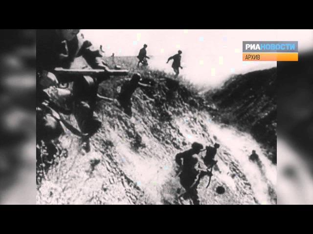 Освобождение Киева от немецко фашистских захватчиков Съемки 1943 года