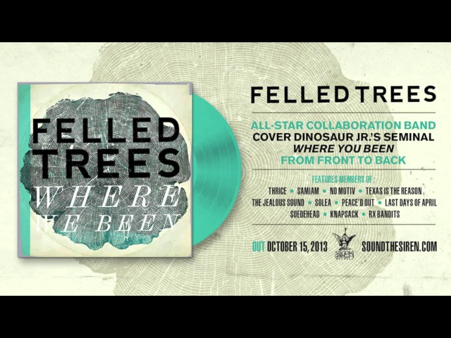 Felled Trees Goin' Home feat Jason Beebout Samiam Dinosaur Jr