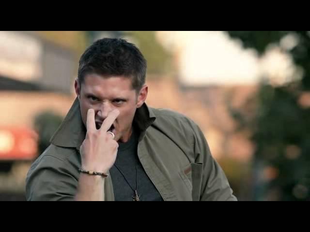 Supernatural 4x06 Song Глаз Тигра [Озвучка AXN-Sci-Fi]