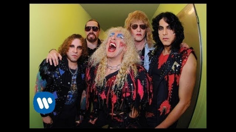 Twisted Sister - I Wanna Rock (Official Music Video)
