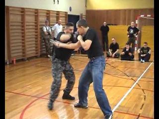 Specwog Knife Fighting Seminar