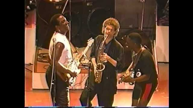 David Sanborn Group / Chicago Song (1990)