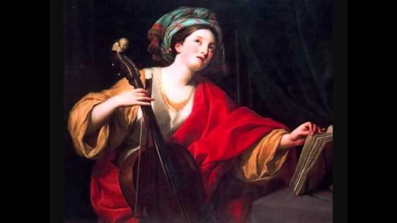 Purcell Ode for St Cecilia's Day Hail bright Cecilia