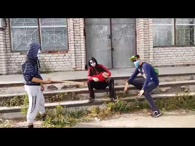 HandDeath ft DJ EasyDrug Турники Это пародия