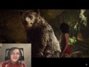 Funny Fox смотрит Трейлер 2 Книга Джунглей/The Jungle Book