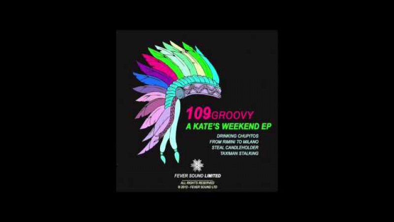 109 Groovy Drinking Chupitos