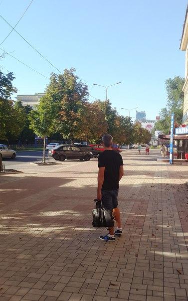 Андрей Замула, Донецк, Украина