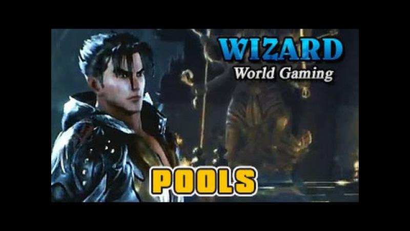 Tekken 7 FR WWG Tournament Pools Rick Tha Ruler Gootecks Mystic Bill more