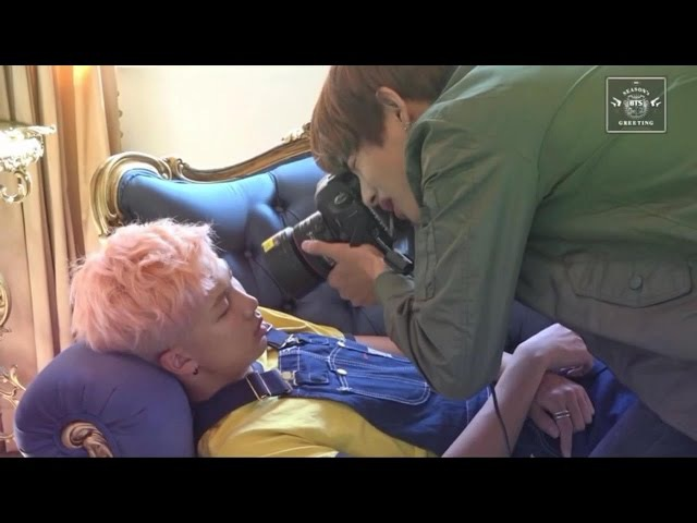 ENG SUB WTF? BTS Manager threatens to hit JUNGKOOK BTS takes ridiculous pictures of each other