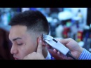 Clean Skin Fade Comb Over Barber Tutorial Clean Blend Corte de pelo Chill Beat Kv7