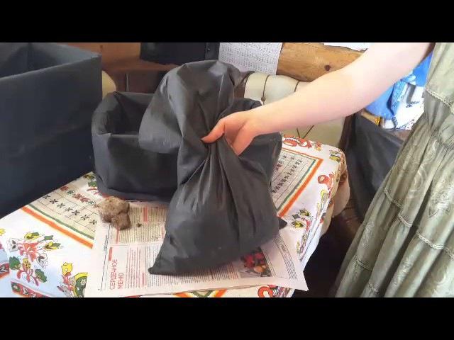 Часть 2 Народная червеферма Как правильно заселить червячков в червефабрику