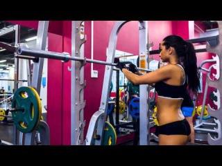 Anzhelika Anderson Workout Motivation HD