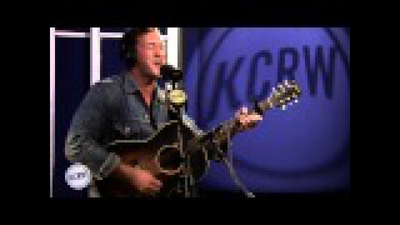 Grizfolk performing The Struggle Live on KCRW