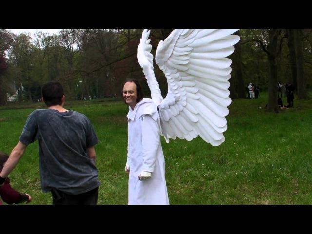 Elf Fantasy Fair 2011 Verstelbare vleugels